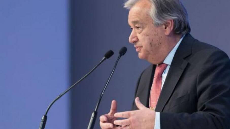 ONU pede união dos países para conter