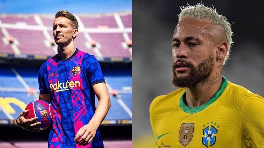 Luuk De Jong é comparado a Neymar
