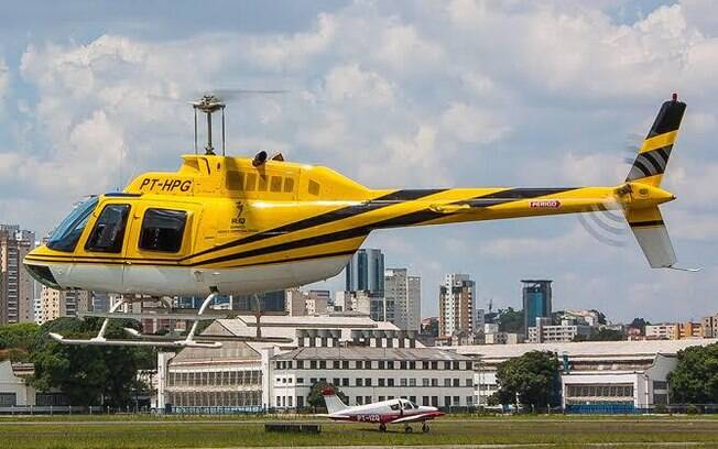 Aeronave de prefixo PT-HPG foi fabricada em 1975 e era de propriedade da empresa RQ Serviços Aéreos Especializados