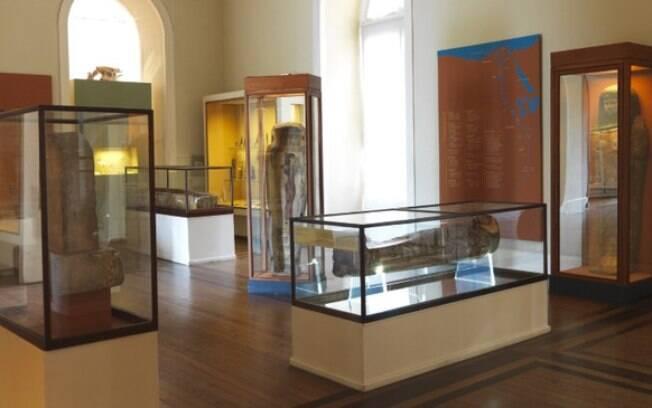 Coleção de múmias egípcias do Museu Nacional foi arrematada por D.Pedro é a maior da América Latina