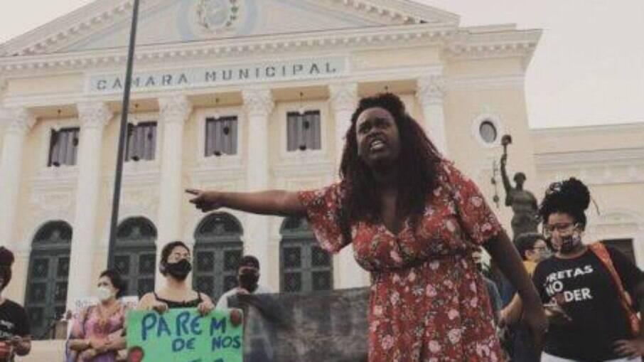 Vereadora Benny Briolly, do PSOL - RJ