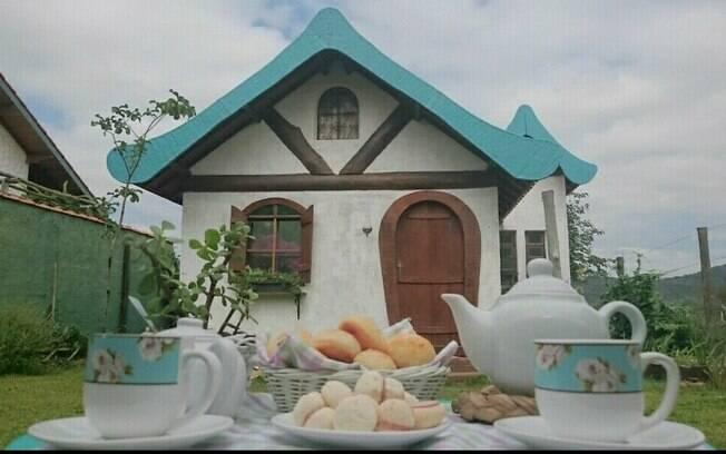 Casas temáticas: para encontrar esta hospedagem no Airbnb procure por