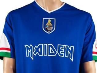 Iron Maiden tem forte ligação com o futebol