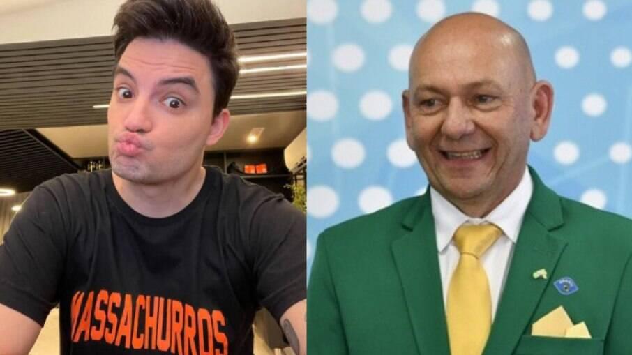 Felipe Neto vence batalha judicial contra Luciano Hang