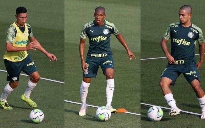 Palmeiras faz trocas