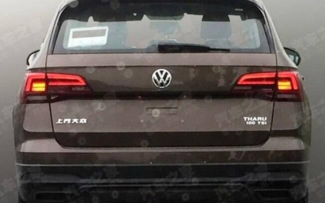 Volkswagen Tarek, o novo SUV da marca alemã que se chamará Tharu na China, onde chega no segundo semestre
