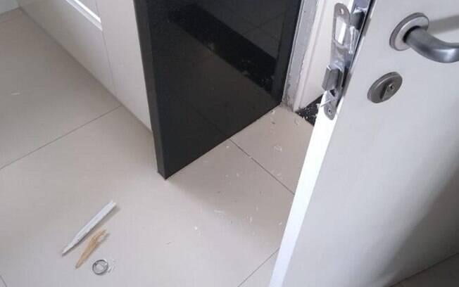 GM prende dois suspeitos de furto em apartamento no Pq. Prado
