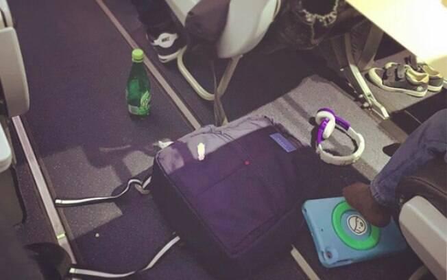 Parece que nem todos os passageiros têm tempo para respeitar regras sobre bagagens do aeroporto e da companhia aérea