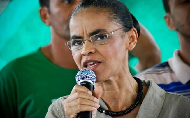 Entre os candidatos à presidência da República, Marina é a que disputa  o cargo pela terceira vez consecutiva