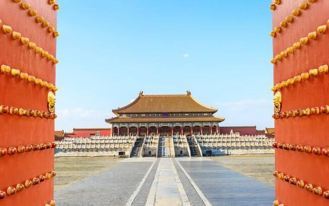 Se você quer o que fazer na China e está em Pequim, uma visita à Cidade Proibida pode ser o que precisa para relaxar