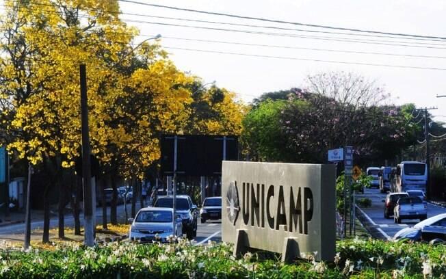 Unicamp suspendeu atividades por conta do Coronavírus