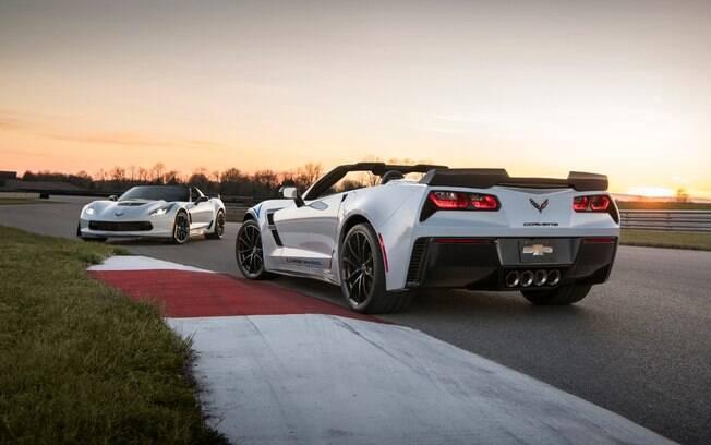 Chevrolet Corvette 65 Carbon