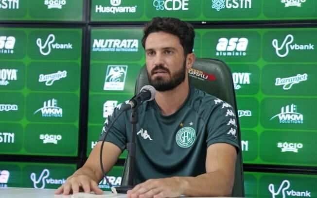 Airton faz balanço da campanha do Guarani no Paulistão