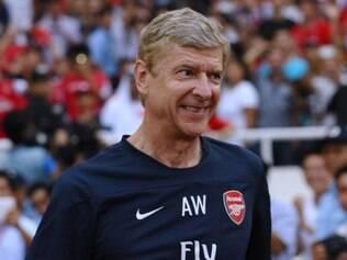 Treinador também comentou sobre Luis Suárez, atacante do Liverpool que está na mira do Arsenal