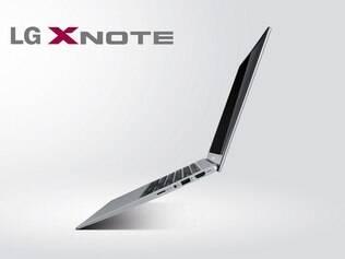 Ultrabook da LG, o Xnote é a aposta da empresa no mercado