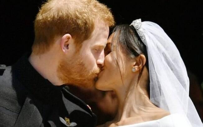 Príncipe Harry e Meghan Markle se casaram no último dia 19 de maio na Inglaterra