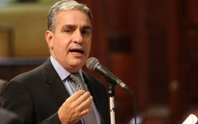 Deputado André Ceciliano apresenta sua prestação de contas na Alerj