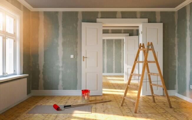 Drywall: 5 motivos para utilizar o material nas paredes de casa