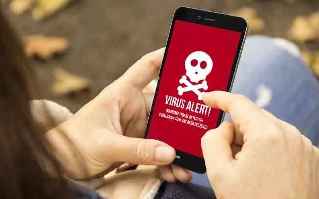 Muitas pessoas não usam antivírus no celular e acabam tendo seus dados expostos