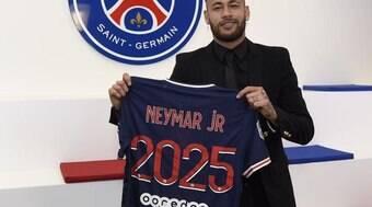 Renovação de Neymar com o PSG revolta e Barcelona se sente traído