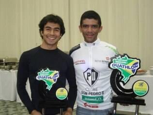 Talles e Ernani vão em busca do melhor resultado possível em Porto Alegre