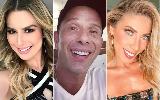 Fernanda Keulla, Rafael Ilha e Tati Minerato falam sobre como é vencer um reality show