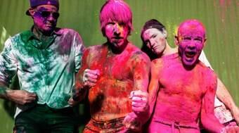 Red Hot Chili Peppers vende catálogo musical por US$ 140 milhões