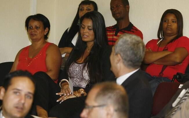 Ingrid Calheiros aguarda julgamento ser iniciado nesta terça-feira (5)