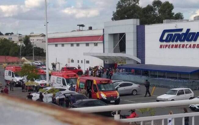 Homem se recusou a usar máscara, roubou a arma de segurança do supermercado e matou a mulher