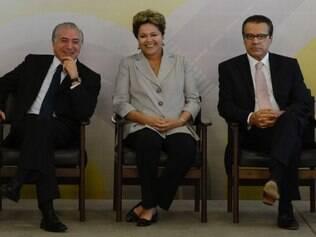 Esta é a segunda etapa da reforma ministerial, iniciada por Dilma há pouco mais de um mês