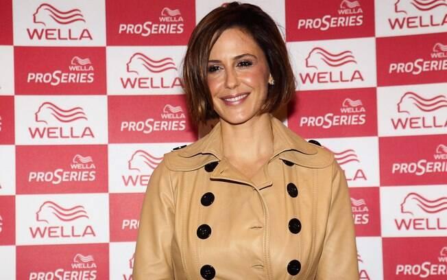Guilhermina Guinle exibe o novo look para a próxima novela das sete, o remake