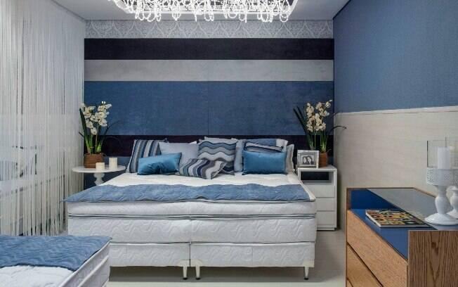 A cama box conjugada pode causar certo desconforto quando a estrutura inferior é dividida