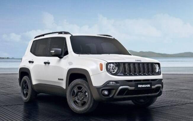 Jeep Renegade Custom: versão mais em conta do utilitário da marca americana pode ter motor flex ou a diesel