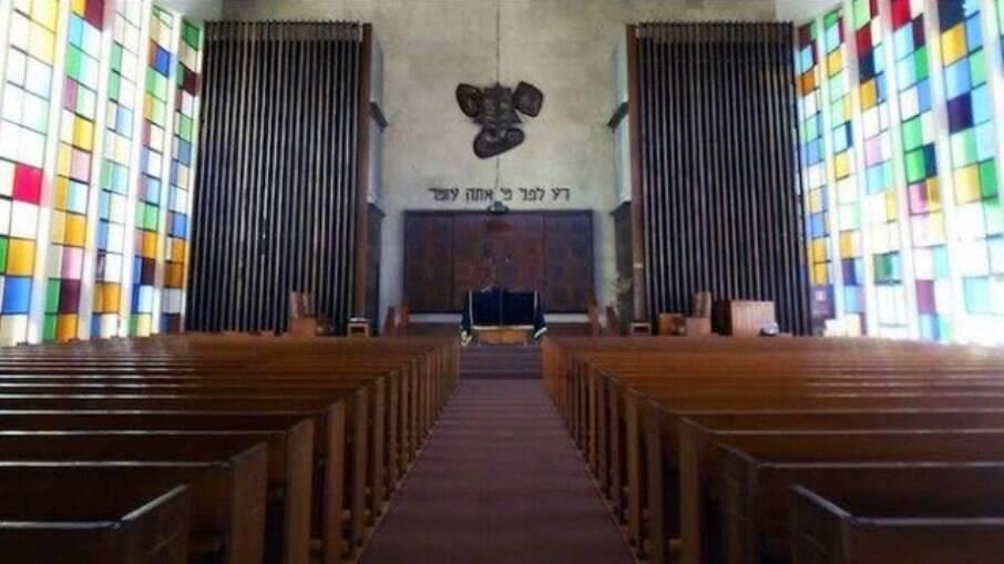 A Associação Religiosa Israelita (ARI), em Botafogo, que promoveu o evento virtual para homenagear Dora Fraifeld, ex-diretora da escola Eliezer Max