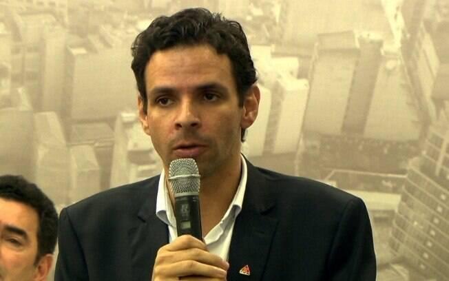 Cláudio Fernando Aguiar teve a candidatura oficializada pelo PMN