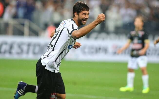 Felipe foi um dos grandes destaques do Corinthians no Campeonato Brasileiro de 2015.