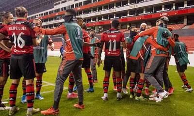 Flamengo visita o La Calera em busca de classificação
