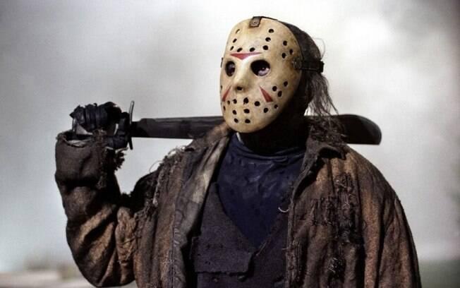 Jason é destaque na sexta-feira 13