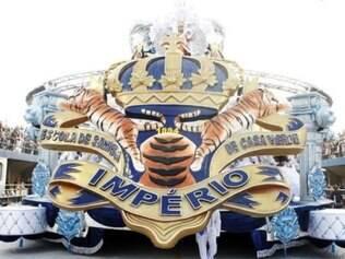 O representante da escola de samba foi acusado de fraudar a medição de consumo de água do barracão da agremiação