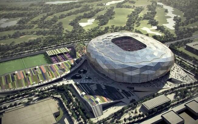 Estádio Education City receberia a final do Mundial de Clubes da Fifa