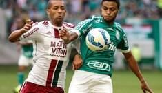 Palmeiras e Fluminense fazem clássico pelo Brasileirão; siga