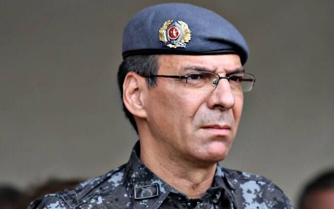 Coronel Nivaldo Restivo atualmente Comandante dos Batalhões de Choque da PM