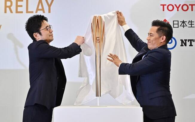 Tóquio 2020: Comitê apresenta a tocha olímpica