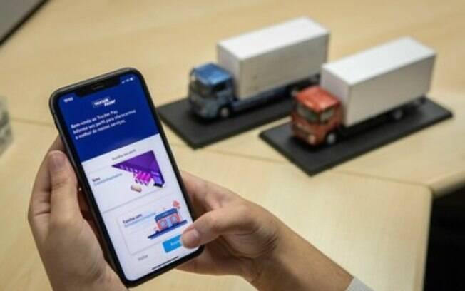 VW Caminhões e Ônibus e VWFS Brasil anunciam a criação do primeiro banco digital de montadora para caminhoneiros do Brasil