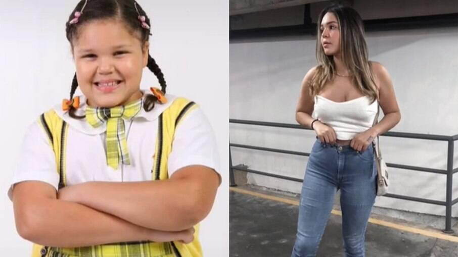 Aysha Benelli surpreende com antes e depois