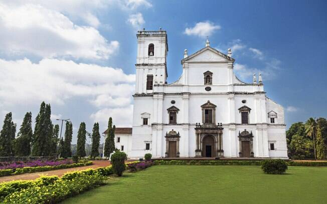 Goa, na Índia, também está entre os destinos do cruzeiro nos Emirados Árabes