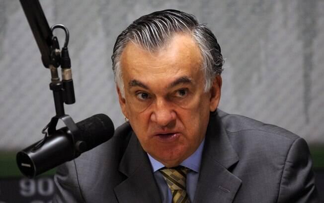 Ministro da Cultura, Juca Ferreira, participa do Programa Bom Dia, Ministro