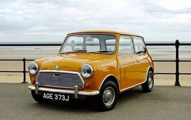 O Mini Cooper da terceira geração foi um dos responsáveis pelo seu sucesso memorável