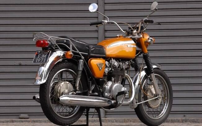 A K1 de 1968 foi transformada em K3, mas a lanterna traseira permaneceu oval