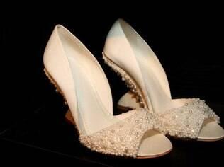 Sapatos da designer Francesca Giobbi